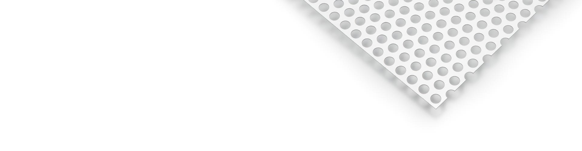 Perforated sheets with round holes - perfolinea.eu